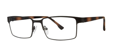 Matt Black/Matt Tortoise Vivid Collection 251 Eyeglasses.