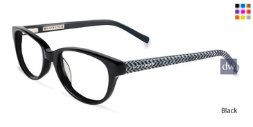 Black Lucky Kid D701 Eyeglasses