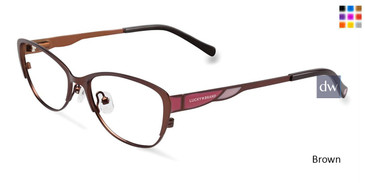Brown Lucky Kid D704 Eyeglasses