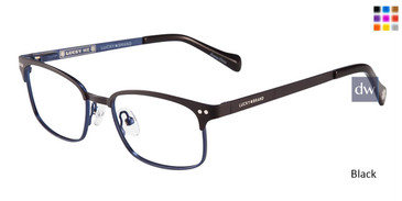 Black Lucky Kid D803 Eyeglasses