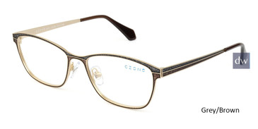 Grey/Brown C-Zone A2213 Eyeglasses