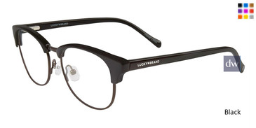 Black Lucky Kid D806 Eyeglasses