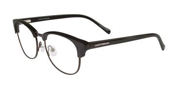 Black Lucky Kid D806 Eyeglasses.
