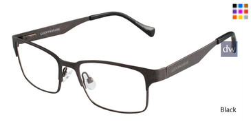 Black Lucky Kid D808 Eyeglasses