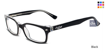 Black Lucky Kid Wonder Eyeglasses