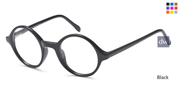 Black Capri FLEEK Eyeglasses