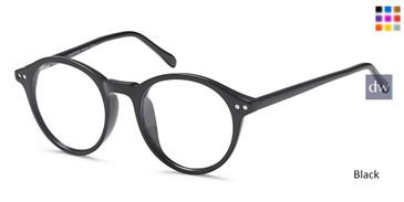 Black Capri HASHTAG Eyeglasses