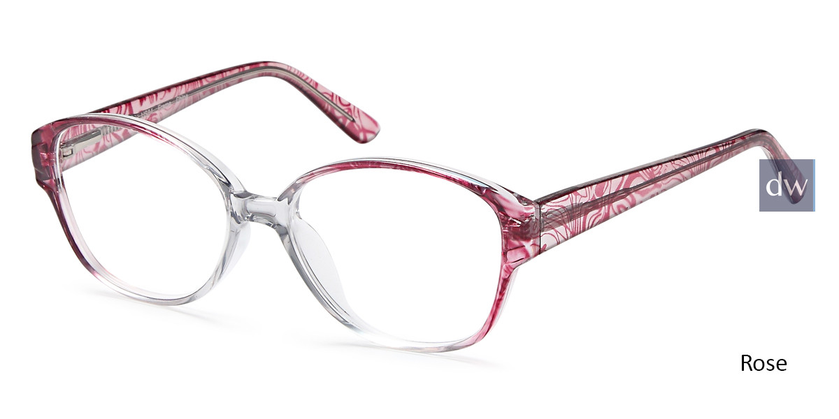 Rose Capri US84 Eyeglasses