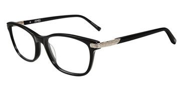 Black Jones New York J768 Eyeglasses.