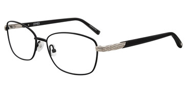 Black Jones New York J487 Eyeglasses.