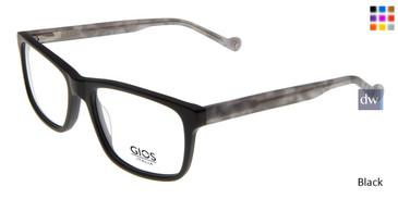 Black Gios Italia GRF500102 Eyeglasses