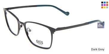 Dark Grey Gios Italia GLP100056 Eyeglasses