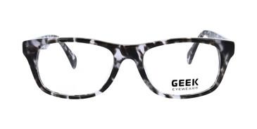 Black GEEK BARISTA Eyeglasses