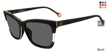 Black Carolina Herrera SHE752 Sunglasses