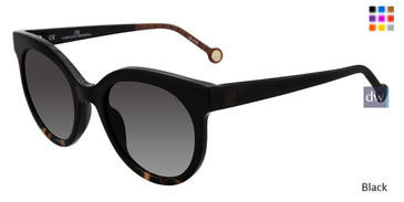 Black Carolina Herrera SHE745 Sunglasses.