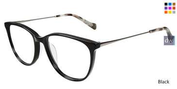 Black Lucky Brand D213 Eyeglasses