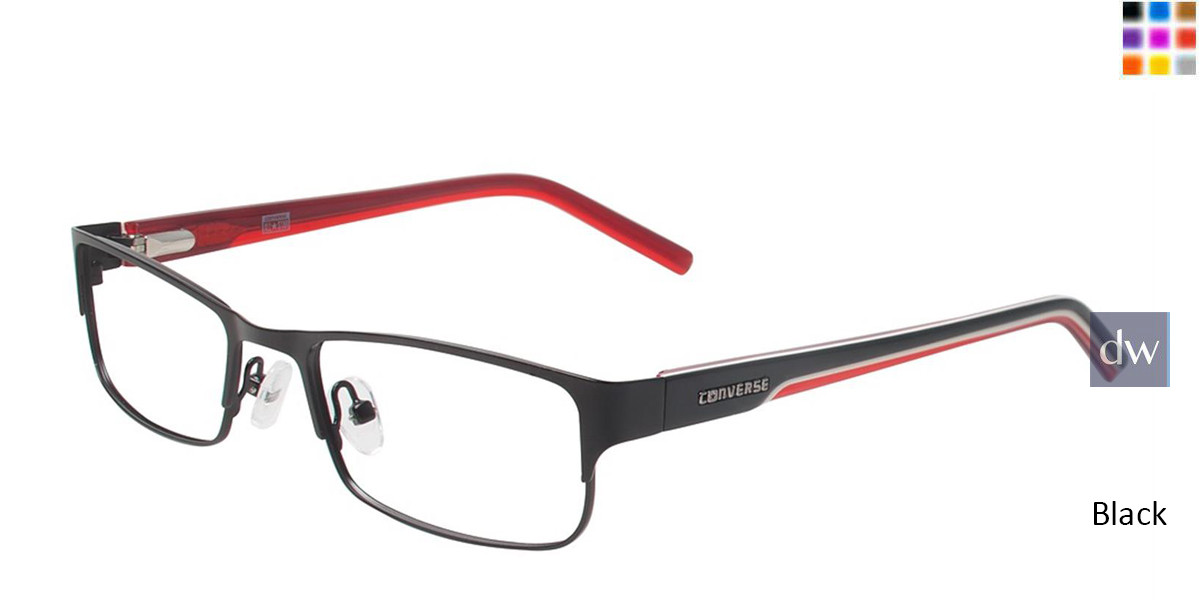 b3702200c38833 Converse K009 Men Prescription Eyeglasses