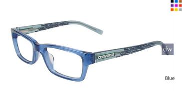 Blue Converse K013 Eyeglasses