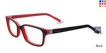 Black Converse K020 Eyeglasses - Teenager