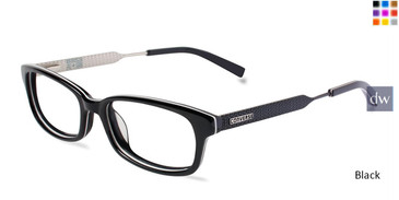 Black  Converse K021 Eyeglasses