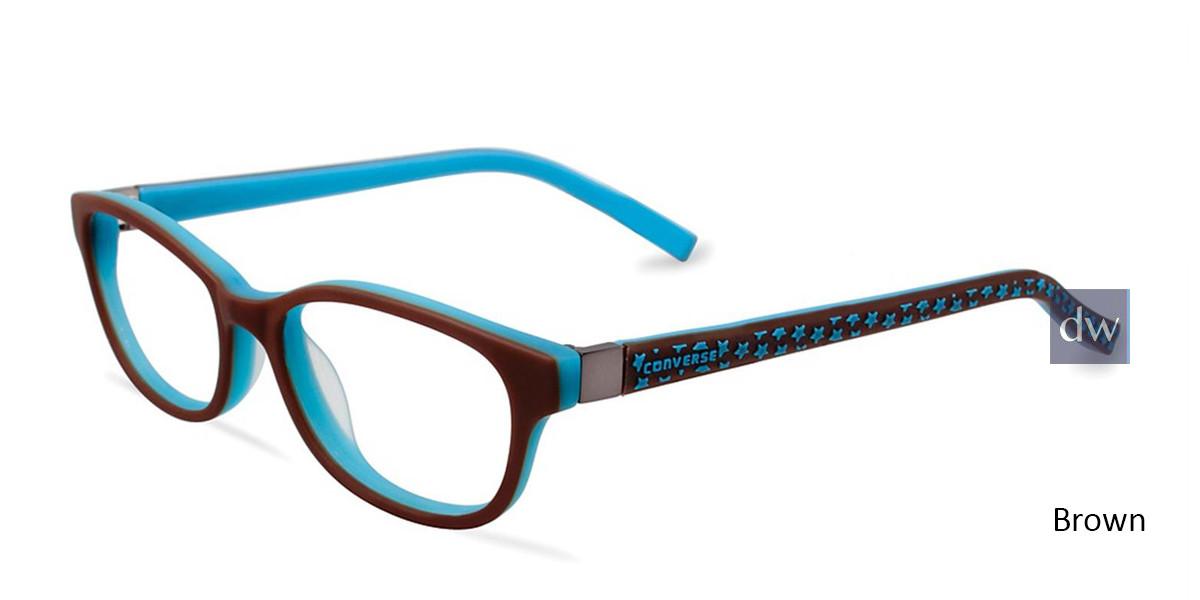 Brown Converse K022 Eyeglasses - Teenager