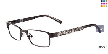Black Converse K100 Eyeglasses - Teenager
