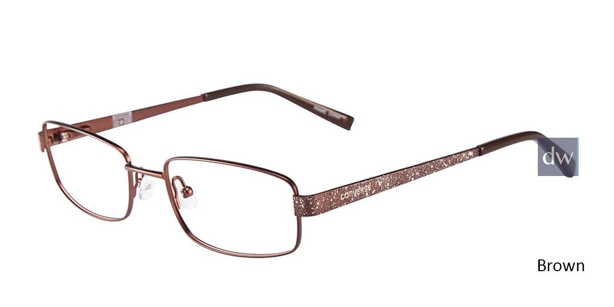 Brown Converse K101 Eyeglasses - Teenager