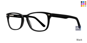 Black Eight To Eighty Milo Eyeglasses