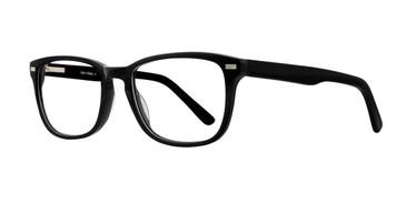 Black Eight To Eighty Milo Eyeglasses.