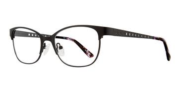 Black Eight To Eighty Paige Eyeglasses.