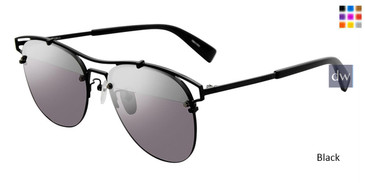 Black Furla SFU106 Sunglasses.