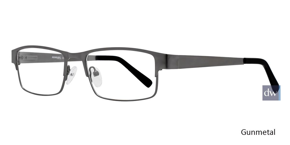 Gunmetal Affordable Designs Wrangler Eyeglasses