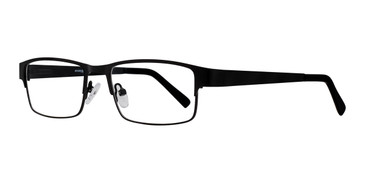Black Affordable Designs Wrangler Eyeglasses