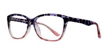 Pink Affordable Designs Sienna Eyeglasses