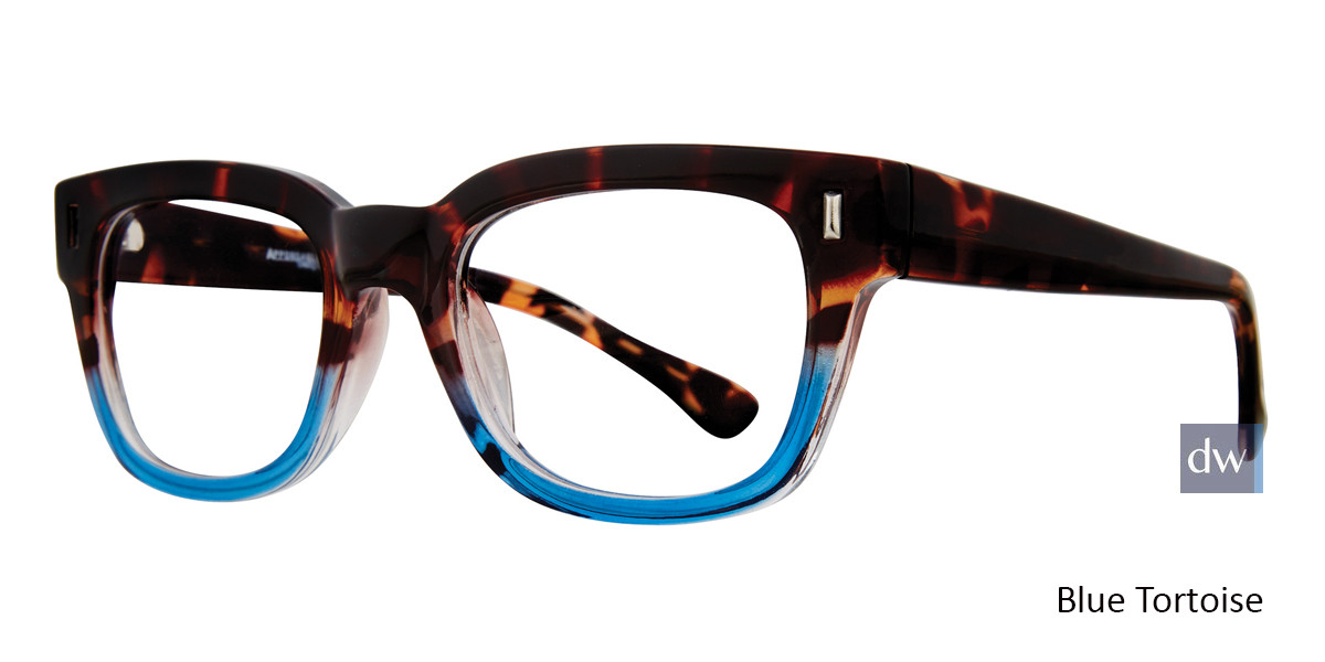 Blue Tortoise Affordable Designs Urban Eyeglasses