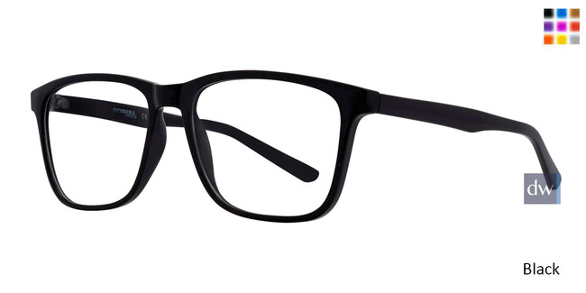Black Affordable Designs Monty Eyeglasses