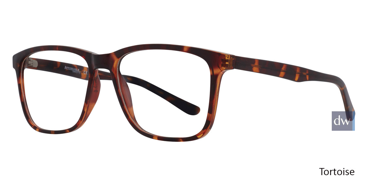 Tortoise Affordable Designs Monty Eyeglasses