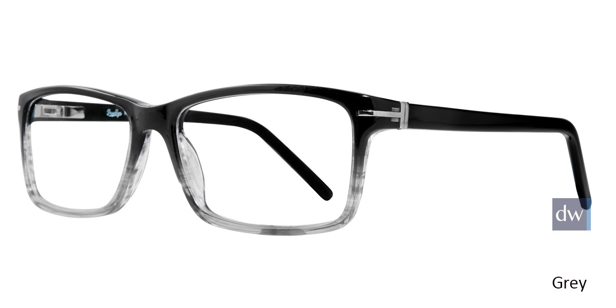 Grey Brooklyn Heights Troy Eyeglasses