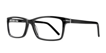 Black Brooklyn Heights Troy Eyeglasses