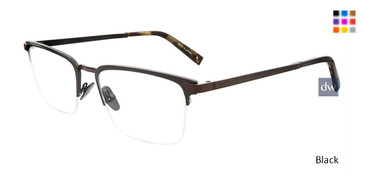 Black John Varvatos V167 Eyeglasses
