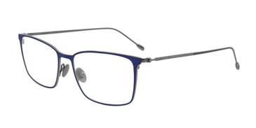 Matte Navy John Varvatos V171 Eyeglasses.