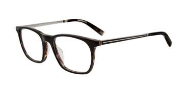 Black Tortoise John Varvatos V406 Eyeglasses.