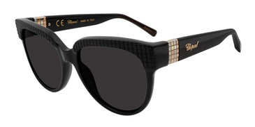 Black Chopard SCH234S Sunglasses