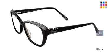 Black Chopard VCH229S Eyeglasses