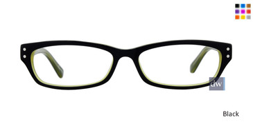 Black BELLA ITALIA 1223 Eyeglasses