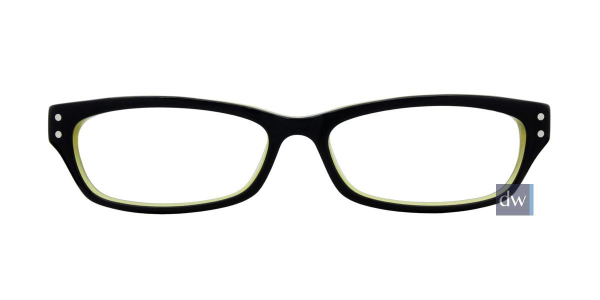 Black BELLA ITALIA 1223 Eyeglasses