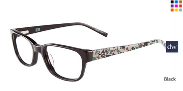 Black  Converse K300 Eyeglasses
