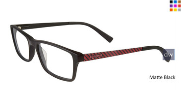 Matte  Black Converse K302 Eyeglasses - Teenager