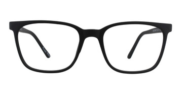 Black Matt Limited Edition BRIDGEPORT Eyeglasses