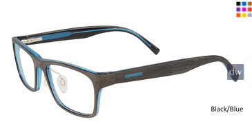 Black/Blue  Converse K303 Eyeglasses - Teenager